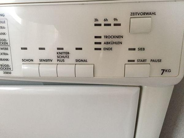 Aeg lavatherm ablufttrockner hochkirch sonstige dhd