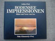 Bodensee Impressionen 1984 Bildband