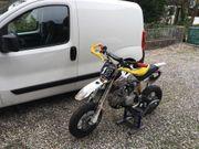 YCF 150 Supermoto Pitbike