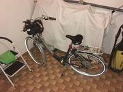 Damen E-Bike Marke Hercules mit