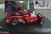 Carrera Rennauto Ferrari F 2005