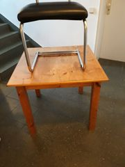 Super Angebot massiver Holztisch 1