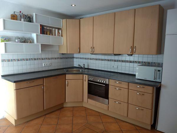 Küchenzeile günstig abzugeben küchenzeilen anbauküchen