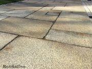 alte Granitplatten Gredplatten Granit