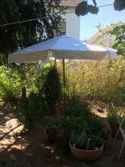 Sonnenschirm - Durchmesser 300 cm - Zerlegbar