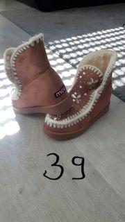 Mou Boots Schuhe