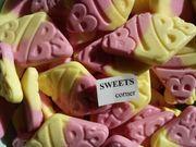 Süßigkeiten gelatinefrei