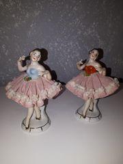 Porzellan-Tänzerinnen