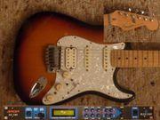 FENDER USA Stratocaster 93 LoneStar