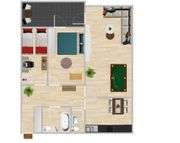 3-4 Zimmer Wohnung Limburgerhof Zentrum