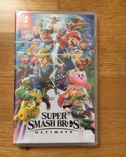 Super Smash Brothers Bros für