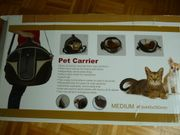 Pet Carrier: Transport