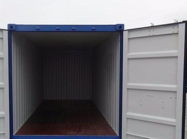 Garagen Container lagerraum garage container selfstorage möbellager aktenlager in
