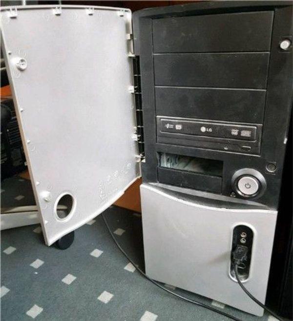MidiTower-PC AMD Quadcore 4 x