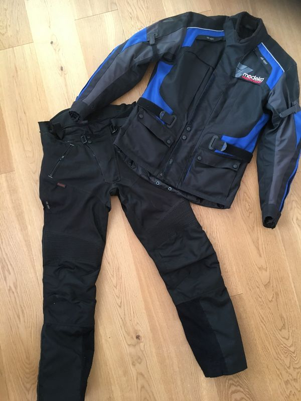 Herren Motorradset Gr. » Motorradbekleidung Herren