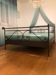 schönes Gusseisen-Bett toskanisches Design