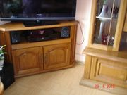 Wohnzimmermöbel Eiche Rustikal