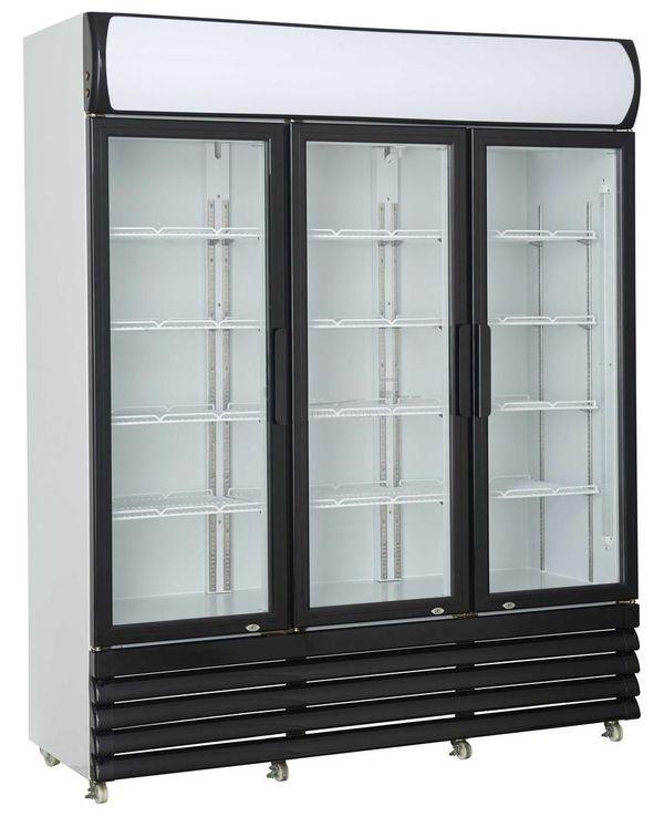 Kühlschrank , Getränkekühlschrank 1065 Liter , 3 Türen - NEUWARE in ...