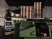 Drehmaschine CNC Zyklendrehmaschine