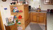 ALNO Einbauküche mit Elektrogeräten