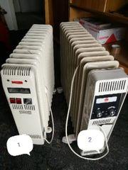 Elektrische Radiatoren Heizkörper