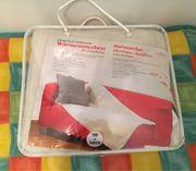 elektrisch beheiztes Wärmeunterbett für Doppelbetten