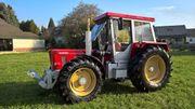 Traktor Schlüter 1500 TVL