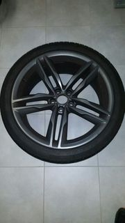 4 Stück Audi Alurad SPEEDLINE