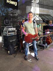 Gitarrist sucht Blues