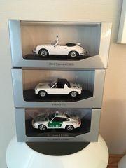 Minichamps 1 43 Porsche Polizei