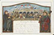 Postkarte von 1910