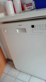 Siemens Geschirrspülmaschine, Abwasserpumpe