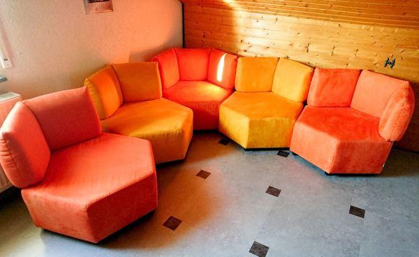 Schicke Lounge Sessel Sitzgarnitur Zu Verkaufen In Durmersheim