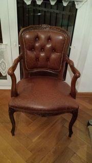 Stuhl antiker Stil