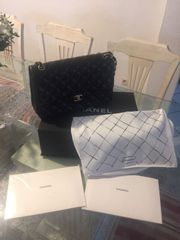 CHANEL 2 55 DOUBLE FLAP
