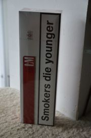 Zigaretten L M Red Label