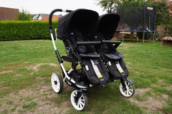 Zwillingskinderwagen emmaljunga  Emmaljunga kaufen / Emmaljunga gebraucht - dhd24.com