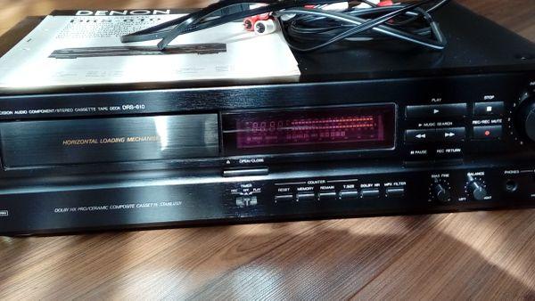 DENON Cassette Tape » Tape-Deck, Walkman
