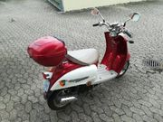 Retro Motorroller - fahrbereit 49ccm