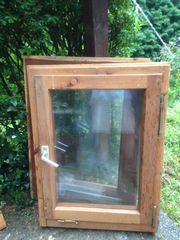 Zwei Gartenhaus - Fenster zu verschenken