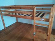 Hochbett Kinderbett zu verschenken