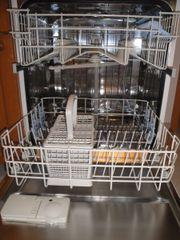 Einbau Geschirrspülmaschine von
