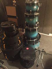 Pearl SBX Session Studio Blue