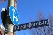 Erzgießereistraße Maxvorstadt Tiefgaragenstellplatz ab März
