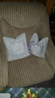 Couch, 2 Sessel