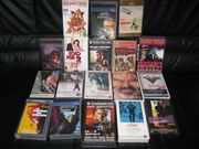 VHS Spielfilme
