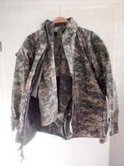 US Army Nässeschutz Jacke und