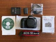 Canon EOS 5D Mark IV -