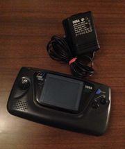 Sega Game Gear mit Displayschutzfolie
