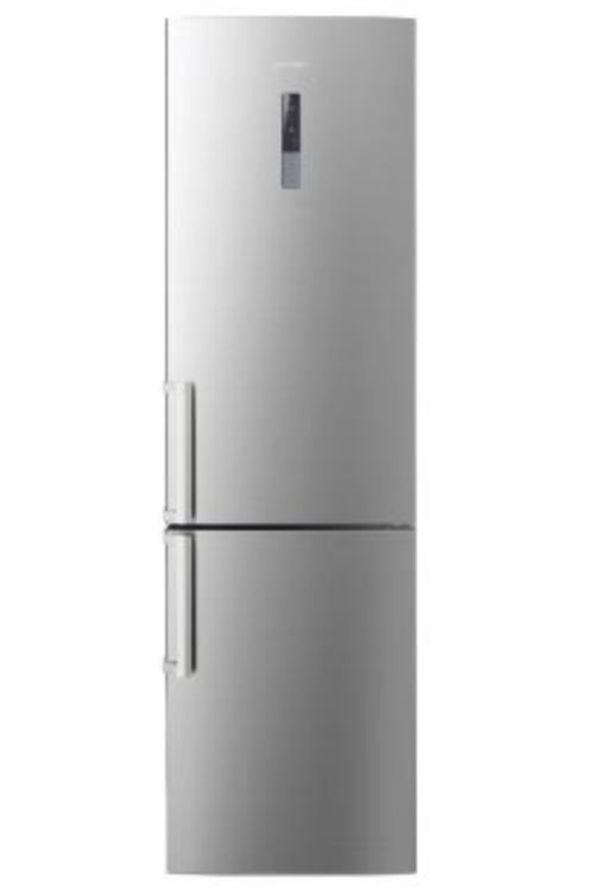 Samsung RL60GQUERS 370L A + + + Edelstahl Kühl- Gefrierschrank ...
